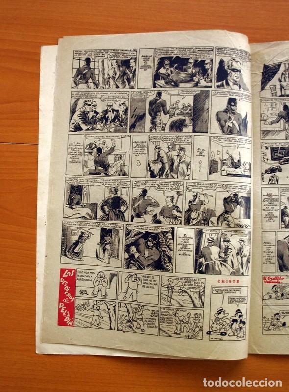 Tebeos: Aventurero 2ª época o serie, nº 20 - Editorial Hispano Americana 1945 - Tamaño 35x25 - Foto 4 - 97910911