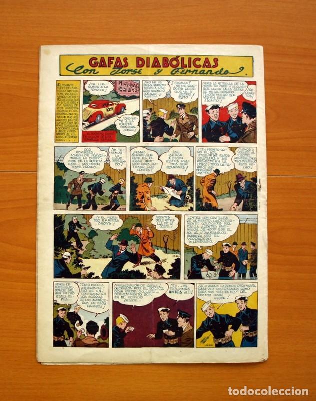 Tebeos: Aventurero 2ª época o serie, nº 24 - Editorial Hispano Americana 1945 - Tamaño 35x25 - Foto 7 - 97911307
