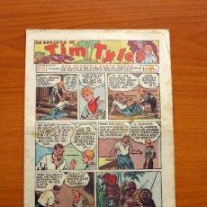 Tebeos: TIM TYLER, Nº 70, ORO BLANCO Y PLATA NEGRA - EDITORIAL HISPANO AMERICANA 1934 - TAMAÑO 27X19'5. Lote 97923395