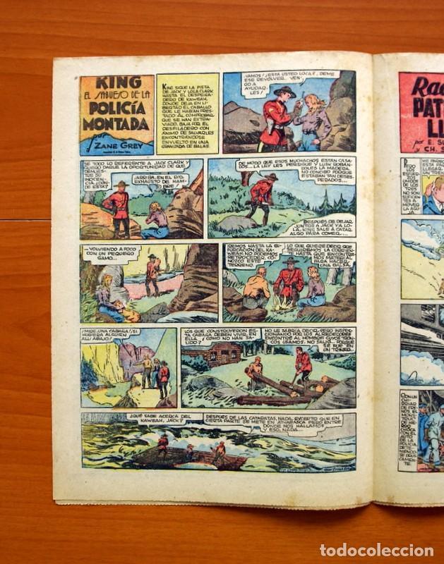 Tebeos: Yumbo, nº 153, La flecha de Oro - Editorial Hispano Americana 1935 - Tamaño 27x195 - Foto 2 - 97923699