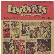 Tebeos: LEYENDAS Nº 193. Lote 97955615
