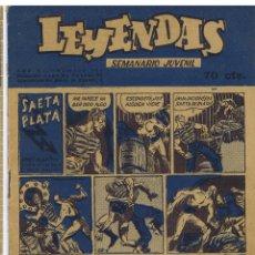 Tebeos: LEYENDAS Nº 194. Lote 97955803