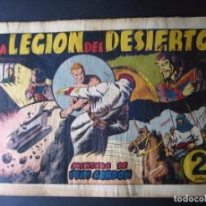 Tebeos: FLAS GORDON Nº 9 ( 1942, HISPANO AMERICANA ). Lote 97985255