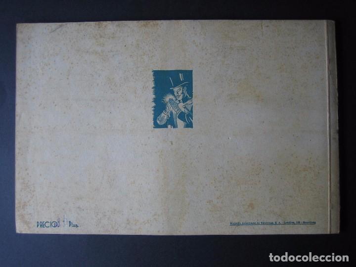 Tebeos: MERLIN Nº4 ( HISPANO AMERICANA DE EDICIONES.1944) - Foto 2 - 97991583