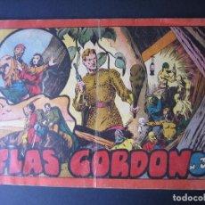 Tebeos: FLAS GORDON Nº 3 ( HISPANO AMERICANA DE EDICIONES.1944). Lote 97991747