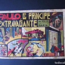 Tebeos: MERLÍN Nº 2 (HISPANO AMERICANA DE EDICIONES.1942). Lote 97992031