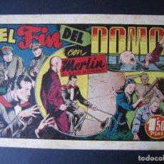 Tebeos: MERLÍN Nº 21 ( HISPANO AMERICANA DE EDICIONES,1942). Lote 97992787