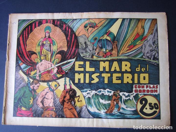 Tebeos: FLAS GORDON Nº6 (1942,HISPANO AMERICANA ) - Foto 2 - 97984731