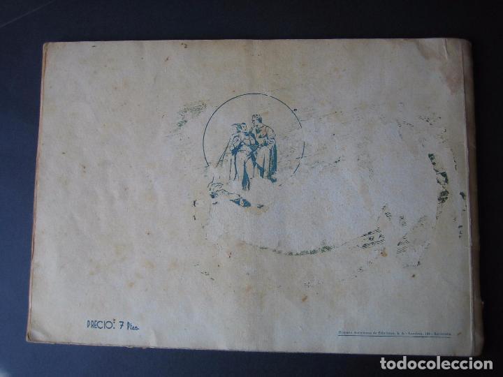 Tebeos: FLAS GORDON Nº 3 ( HISPANO AMERICANA DE EDICIONES.1944) - Foto 3 - 97991747