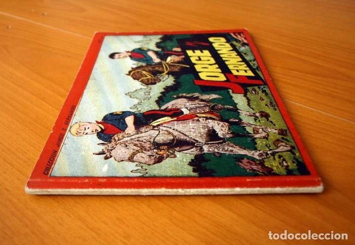 Tebeos: Jorge y Fernando, álbum nº 4 - Editorial Hispano Americana 1944 - Tamaño 17x25 - Foto 2 - 98106975