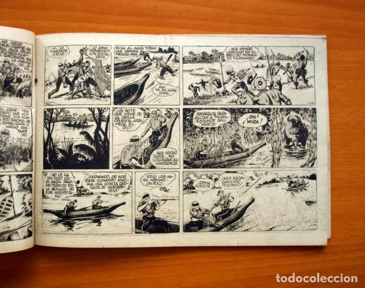 Tebeos: Jorge y Fernando, álbum nº 4 - Editorial Hispano Americana 1944 - Tamaño 17x25 - Foto 4 - 98106975