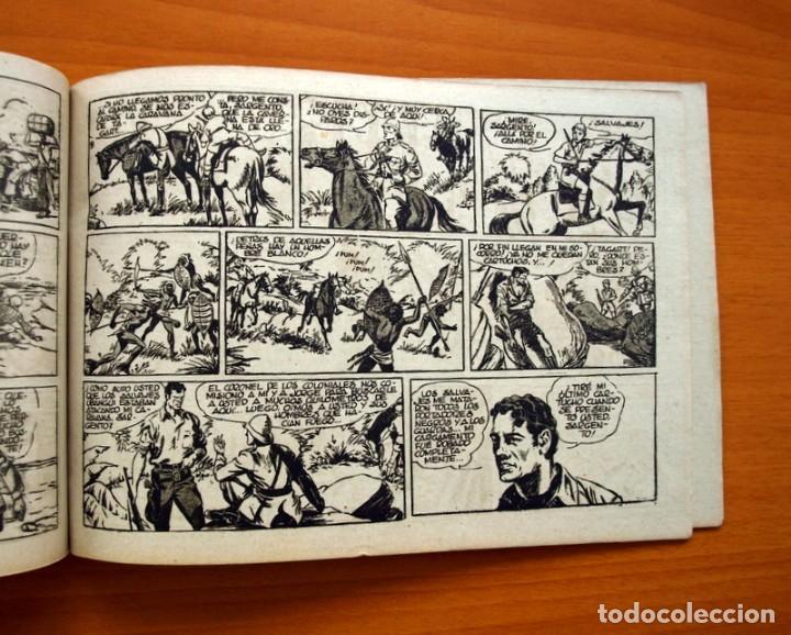 Tebeos: Jorge y Fernando, álbum nº 4 - Editorial Hispano Americana 1944 - Tamaño 17x25 - Foto 7 - 98106975