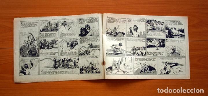 Tebeos: Tarzán - nº 25, El jardin de la muerte - Editorial Hispano Americana 1942 - Tamaño 215x31 - Foto 5 - 98108291