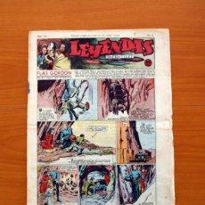 Tebeos: LEYENDAS INFANTILES, Nº 112 - EDITORIAL HISPANO AMERICANA 1944 - TAMAÑO 37X27. Lote 98119495