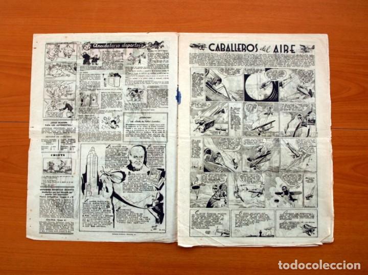 Tebeos: Leyendas Infantiles, nº 112 - Editorial Hispano Americana 1944 - Tamaño 37x27 - Foto 2 - 98119495