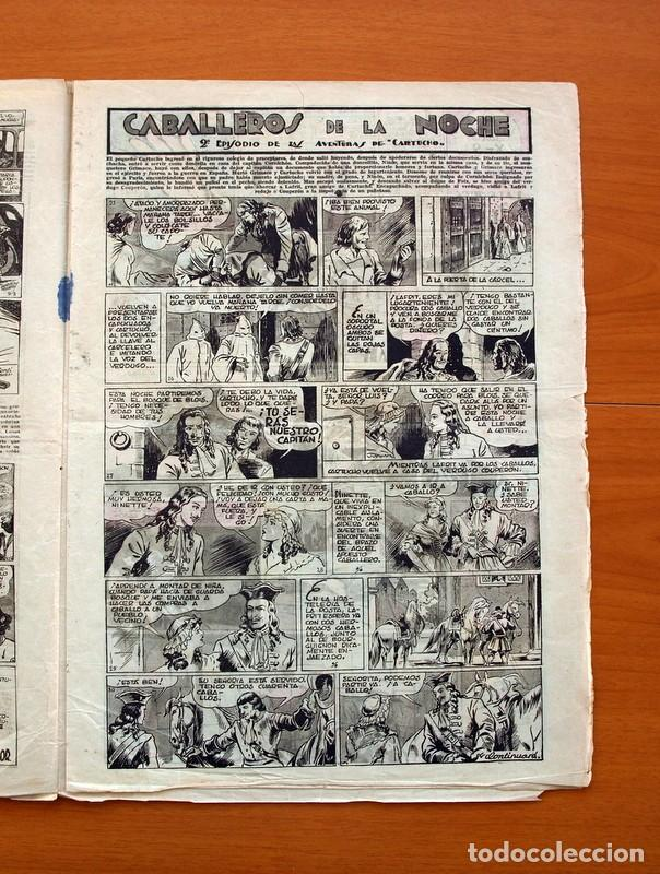 Tebeos: Leyendas Infantiles, nº 112 - Editorial Hispano Americana 1944 - Tamaño 37x27 - Foto 3 - 98119495