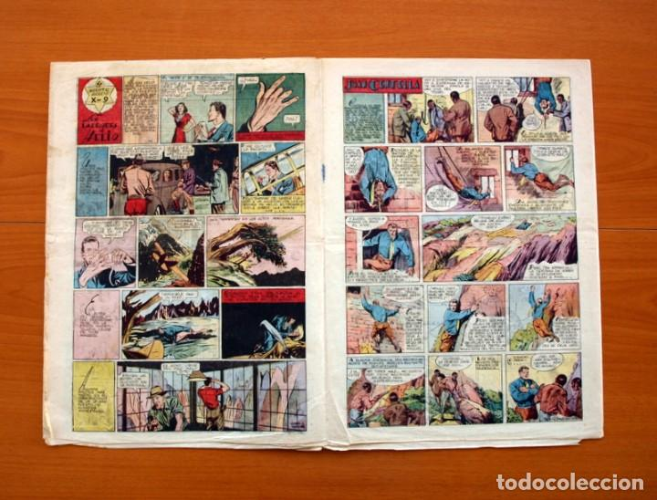 Tebeos: Leyendas Infantiles, nº 112 - Editorial Hispano Americana 1944 - Tamaño 37x27 - Foto 4 - 98119495