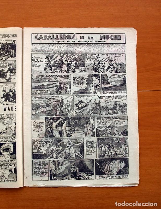Tebeos: Leyendas Infantiles, nº 113 - Editorial Hispano Americana 1944 - Tamaño 37x27 - Foto 3 - 98119571