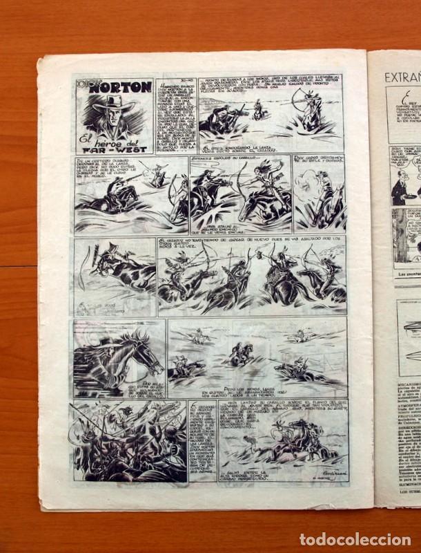 Tebeos: Leyendas Infantiles, nº 113 - Editorial Hispano Americana 1944 - Tamaño 37x27 - Foto 5 - 98119571