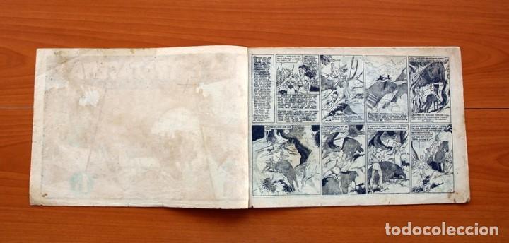Tebeos: Carlos el intrépido, nº 9, La estratagema - Editorial Hispano Americana 1942 - Tamaño 21x31 - Foto 2 - 98136747