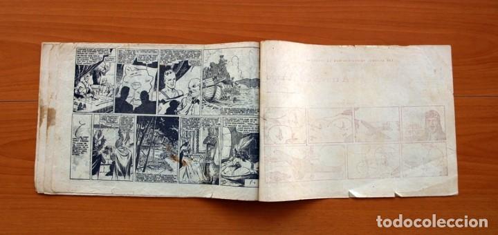 Tebeos: Carlos el intrépido, nº 9, La estratagema - Editorial Hispano Americana 1942 - Tamaño 21x31 - Foto 5 - 98136747