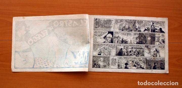 Tebeos: Carlos el intrépido, nº 15 El astro de fuego - Editorial Hispano Americana 1942 - Tamaño 21x31 - Foto 2 - 98136907