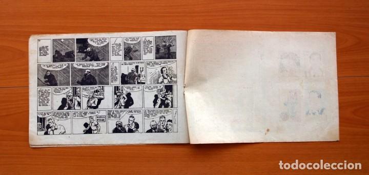 Tebeos: Carlos el intrépido, nº 15 El astro de fuego - Editorial Hispano Americana 1942 - Tamaño 21x31 - Foto 6 - 98136907
