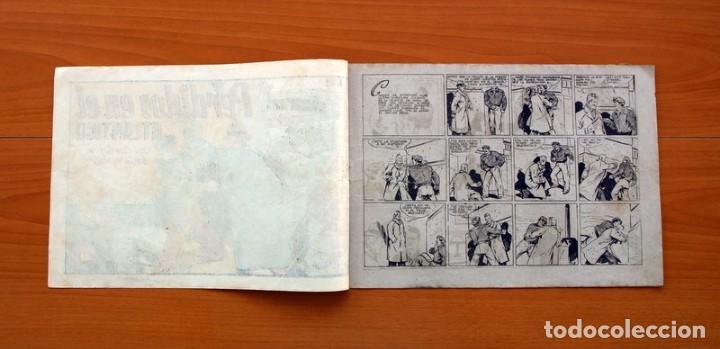 Tebeos: Carlos el intrépido, nº 19 Perdidos en el Atlántico - Editorial Hispano Americana 1942- Tamaño 21x31 - Foto 2 - 98137199