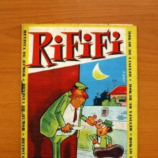 Tebeos: RIFIFI - Nº 2 - EDITORIAL HISPANO AMERICANA 1961 - TAMAÑO 26X19. Lote 98182151
