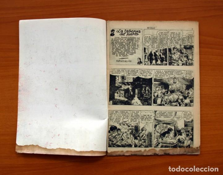 Tebeos: Suchai, nº 26 - Editorial Hispano Americana 1953 - Tamaño 24x17 - Foto 2 - 98182887
