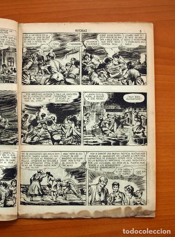 Tebeos: Suchai, nº 26 - Editorial Hispano Americana 1953 - Tamaño 24x17 - Foto 3 - 98182887