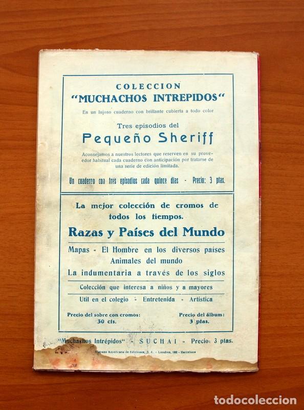 Tebeos: Suchai, nº 26 - Editorial Hispano Americana 1953 - Tamaño 24x17 - Foto 7 - 98182887