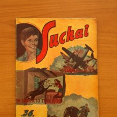 Tebeos: SUCHAI, Nº 23 - EDITORIAL HISPANO AMERICANA 1953 - TAMAÑO 24X17. Lote 98182975