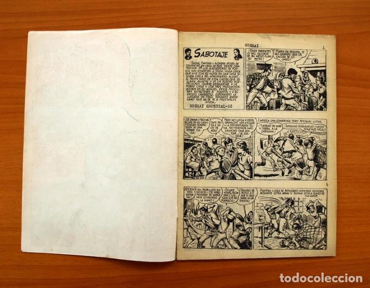 Tebeos: Suchai, nº 23 - Editorial Hispano Americana 1953 - Tamaño 24x17 - Foto 2 - 98182975