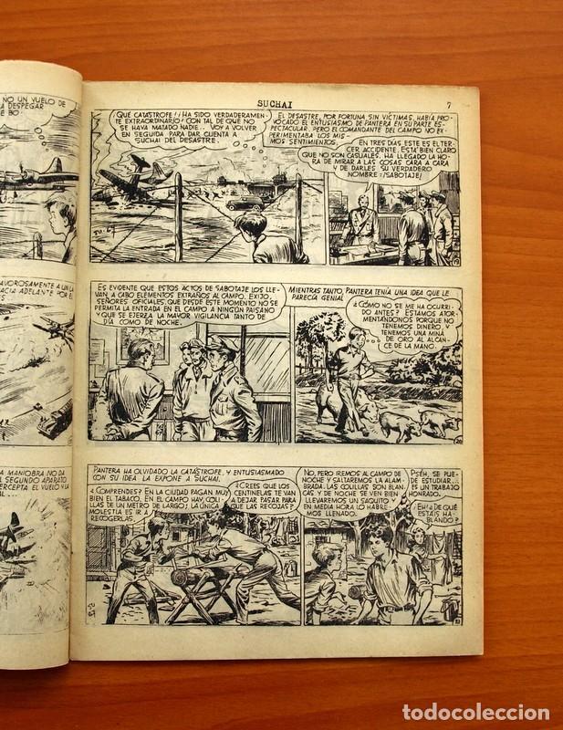 Tebeos: Suchai, nº 23 - Editorial Hispano Americana 1953 - Tamaño 24x17 - Foto 3 - 98182975