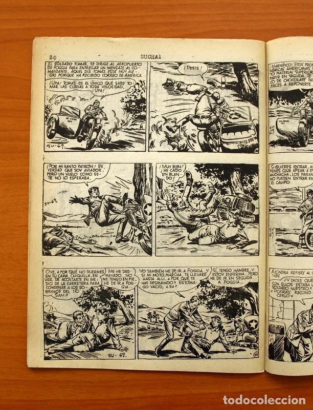Tebeos: Suchai, nº 23 - Editorial Hispano Americana 1953 - Tamaño 24x17 - Foto 5 - 98182975