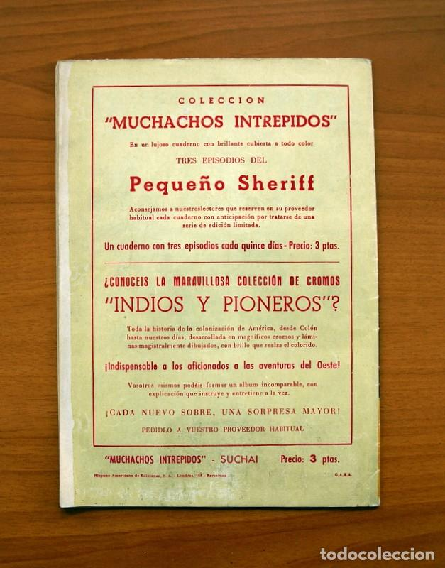 Tebeos: Suchai, nº 23 - Editorial Hispano Americana 1953 - Tamaño 24x17 - Foto 7 - 98182975