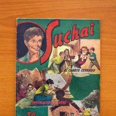 Tebeos: SUCHAI, Nº 22 - EDITORIAL HISPANO AMERICANA 1953 - TAMAÑO 24X17. Lote 98183055