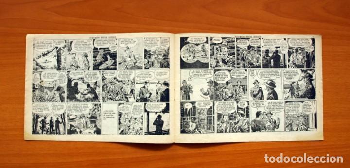 Tebeos: Agente Secreto, nº 13, Buscando peces gordos - Editorial Hispano Americana 1957 - Tamaño 17x24 - Foto 4 - 98184499