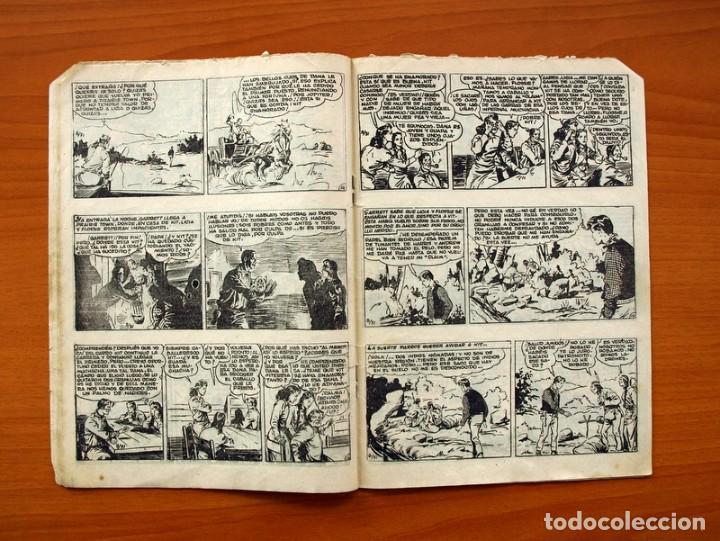 Tebeos: El pequeño sheriff, nº 24 - Editorial Hispano Americana 1953 - Tamaño 24x17 - Foto 4 - 98184699