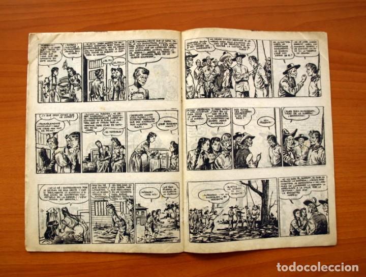 Tebeos: El pequeño sheriff, nº 17 - Editorial Hispano Americana 1953 - Tamaño 24x17 - Foto 4 - 98184727