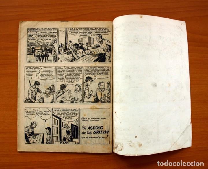 Tebeos: El pequeño sheriff, nº 17 - Editorial Hispano Americana 1953 - Tamaño 24x17 - Foto 6 - 98184727