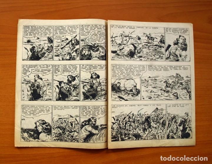 Tebeos: El pequeño sheriff, nº 10 - Editorial Hispano Americana 1953 - Tamaño 24x17 - Foto 3 - 98184771