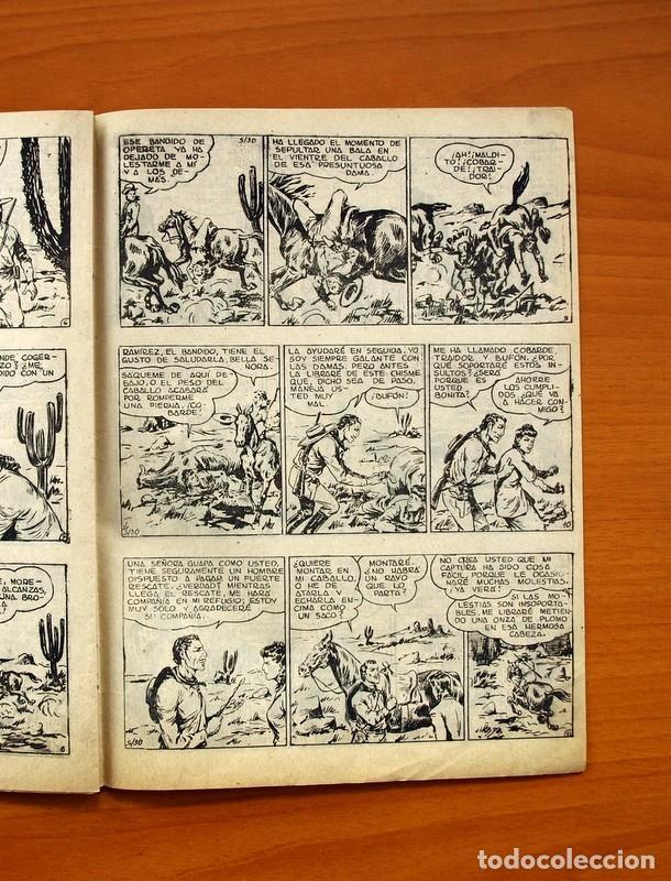 Tebeos: El pequeño sheriff, nº 10 - Editorial Hispano Americana 1953 - Tamaño 24x17 - Foto 5 - 98184771