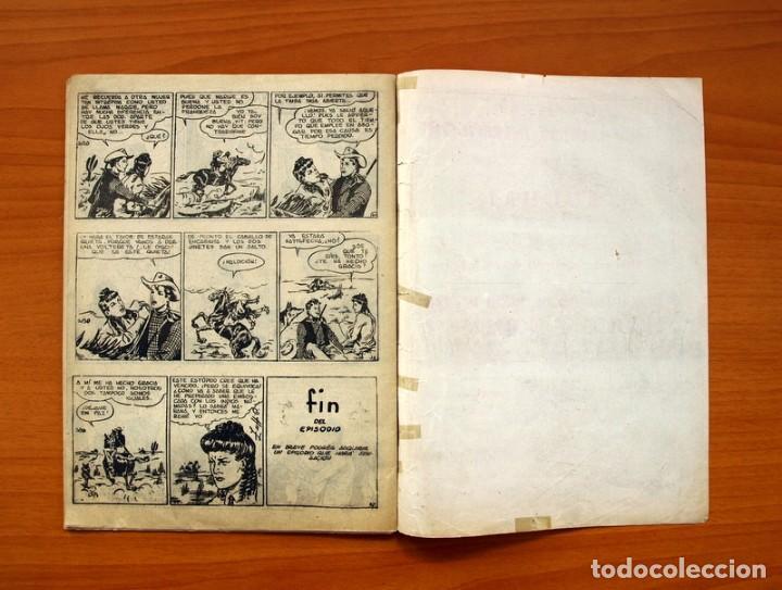 Tebeos: El pequeño sheriff, nº 10 - Editorial Hispano Americana 1953 - Tamaño 24x17 - Foto 6 - 98184771