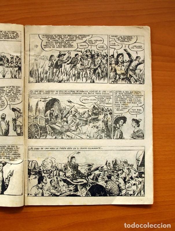 Tebeos: El pequeño sheriff, nº 21 - Editorial Hispano Americana 1953 - Tamaño 24x17 - Foto 3 - 98184811