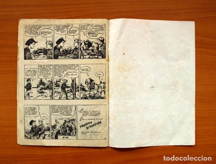 Tebeos: El pequeño sheriff, nº 21 - Editorial Hispano Americana 1953 - Tamaño 24x17 - Foto 6 - 98184811