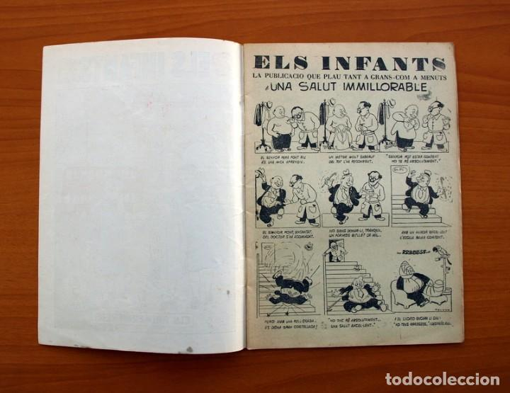 Tebeos: Els Infants, Els primers freds nº 6 - Editorial Hispano Americana 1956 - Tamaño 24x17 - Foto 2 - 98211907