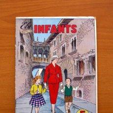 Tebeos: ELS INFANTS, Nº 3 - EDITORIAL HISPANO AMERICANA 1956 - TAMAÑO 24X17. Lote 98212115