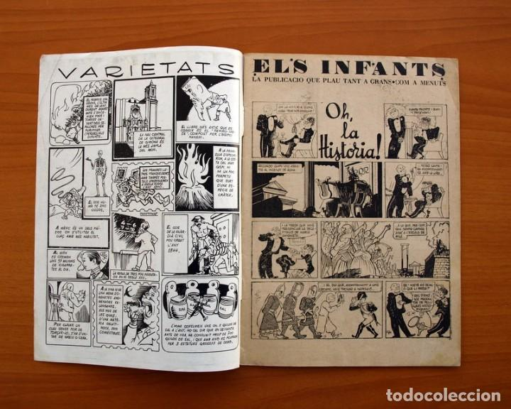 Tebeos: Els Infants, nº 3 - Editorial Hispano Americana 1956 - Tamaño 24x17 - Foto 2 - 98212115